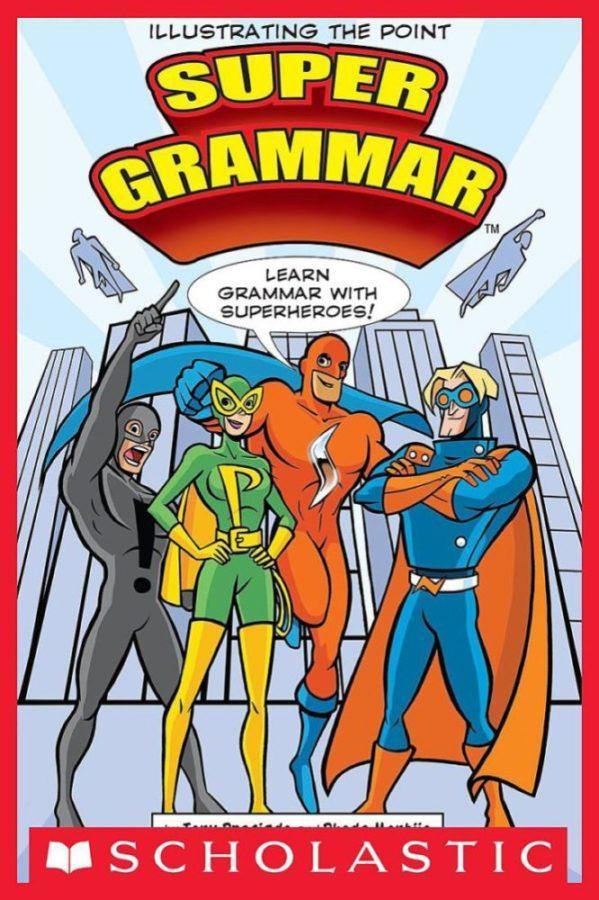 Tony Preciado - Super Grammar