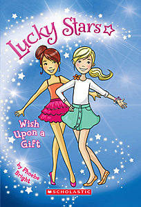 Phoebe Bright - Lucky Stars #6: Wish Upon a Gift