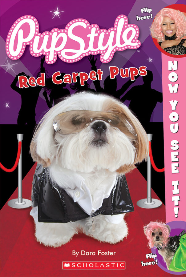 Dara Foster - Now You See It! PupStyle: Red Carpet Pups