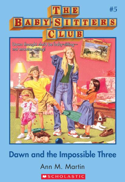 Baby-sitters Club | Scholastic Kids