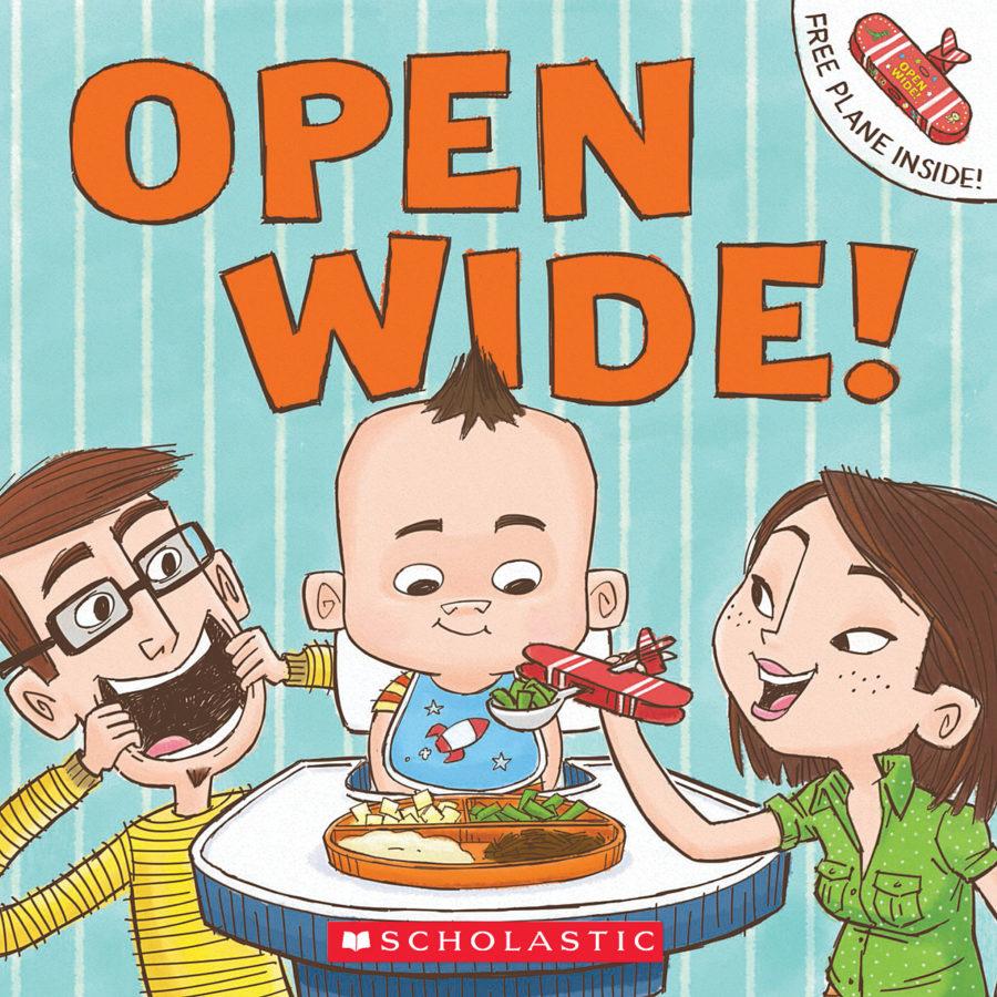 Stephen Krensky - Open Wide!