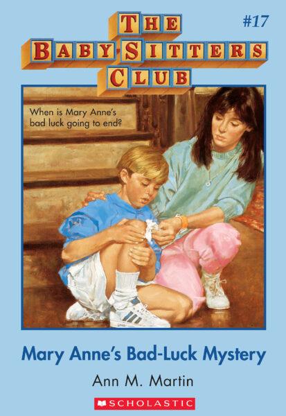 Ann M. Martin - Mary Anne's Bad Luck Mystery