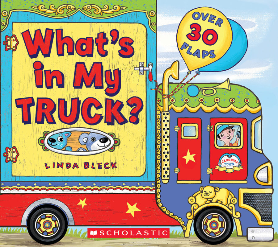 Linda Bleck - What's in My Truck?