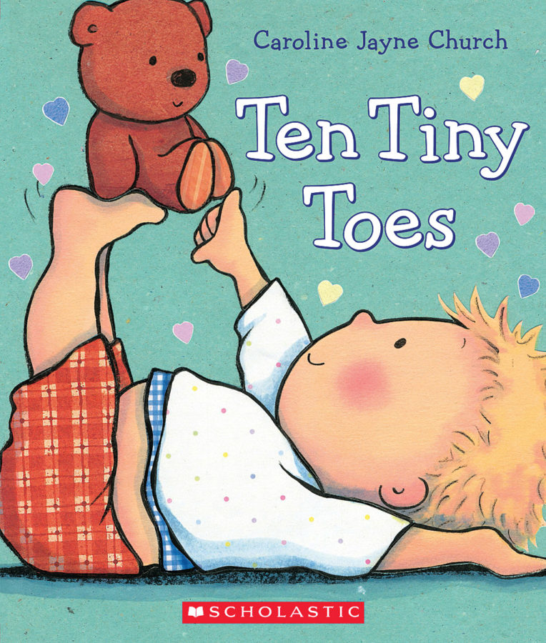 Caroline Jayne Church - Ten Tiny Toes