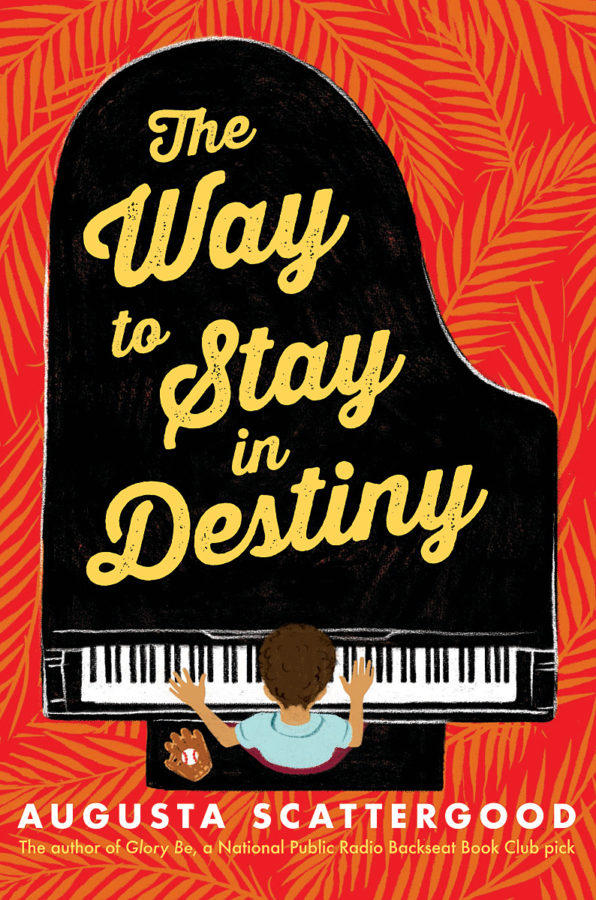 Augusta Scattergood - The Way to Stay in Destiny