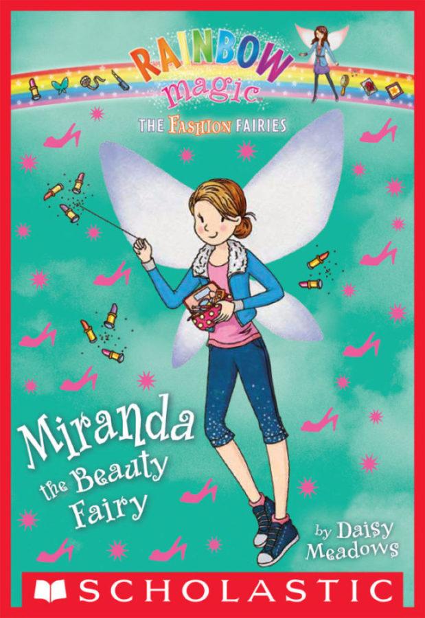Daisy Meadows - Miranda the Beauty Fairy