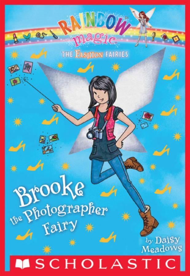 Daisy Meadows - Brooke the Photographer Fairy