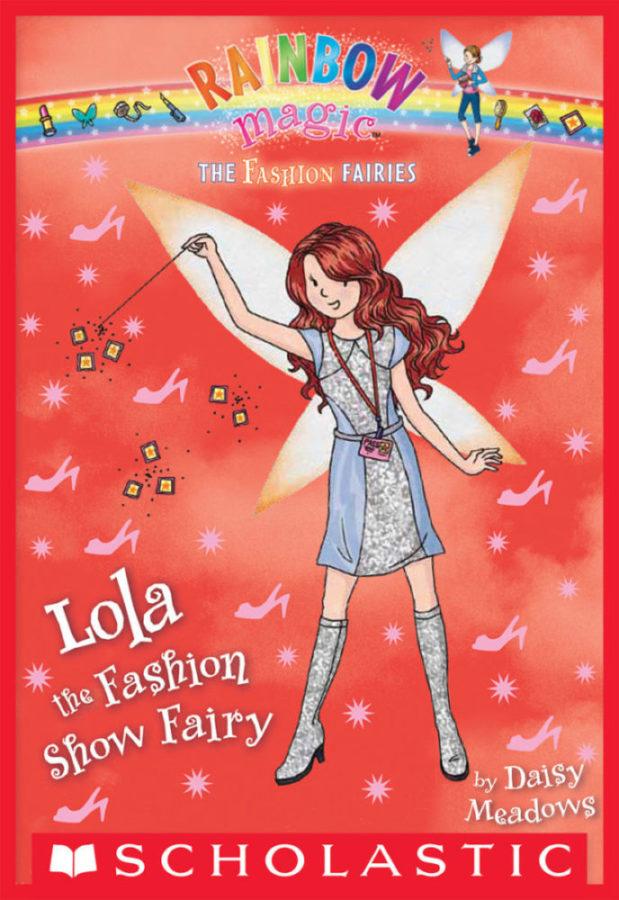 Daisy Meadows - Lola the Fashion Show Fairy