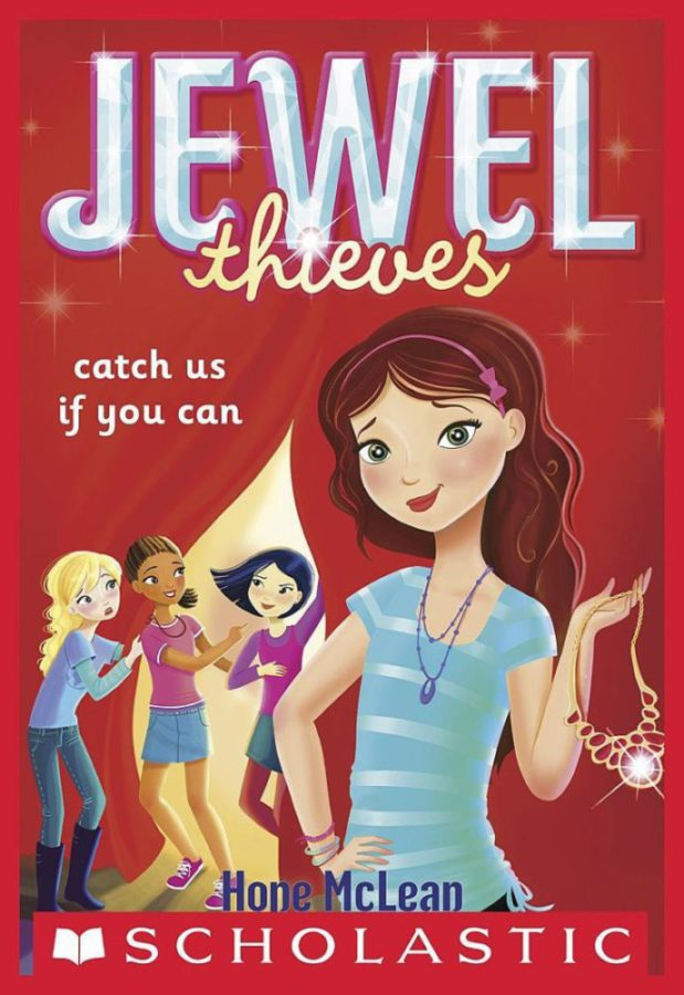 Hope McLean - Jewel Society #1: Catch Us If You Can