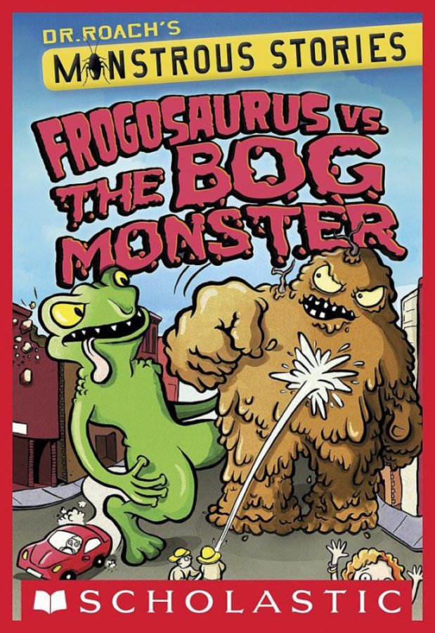 Dr. Roach - Monstrous Stories #3: Frogosaurus vs. the Bog Monster