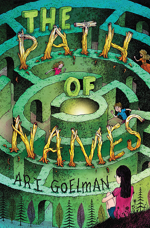 Ari Goelman - The Path of Names