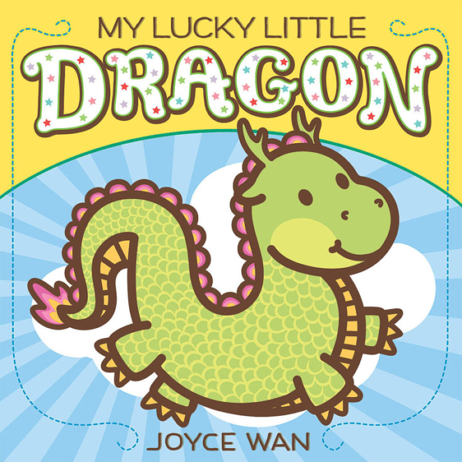 Joyce Wan - My Lucky Little Dragon