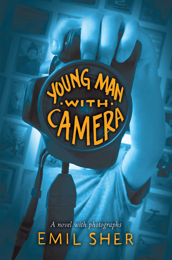 Emil Sher - Young Man with Camera