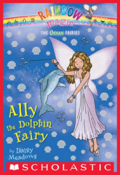 Daisy Meadows - Ally the Dolphin Fairy
