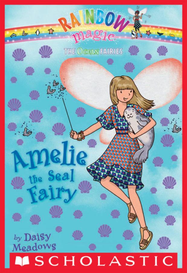 Daisy Meadows - Amelie the Seal Fairy