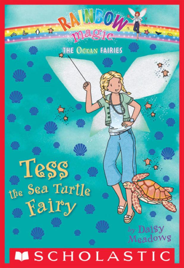 Daisy Meadows - Ocean Fairies, The #4: Tess the Sea Turtle Fairy