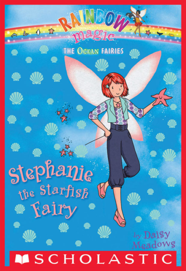 Daisy Meadows - Stephanie the Starfish Fairy