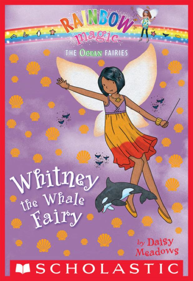 Daisy Meadows - Ocean Fairies, The #6: Whitney the Whale Fairy