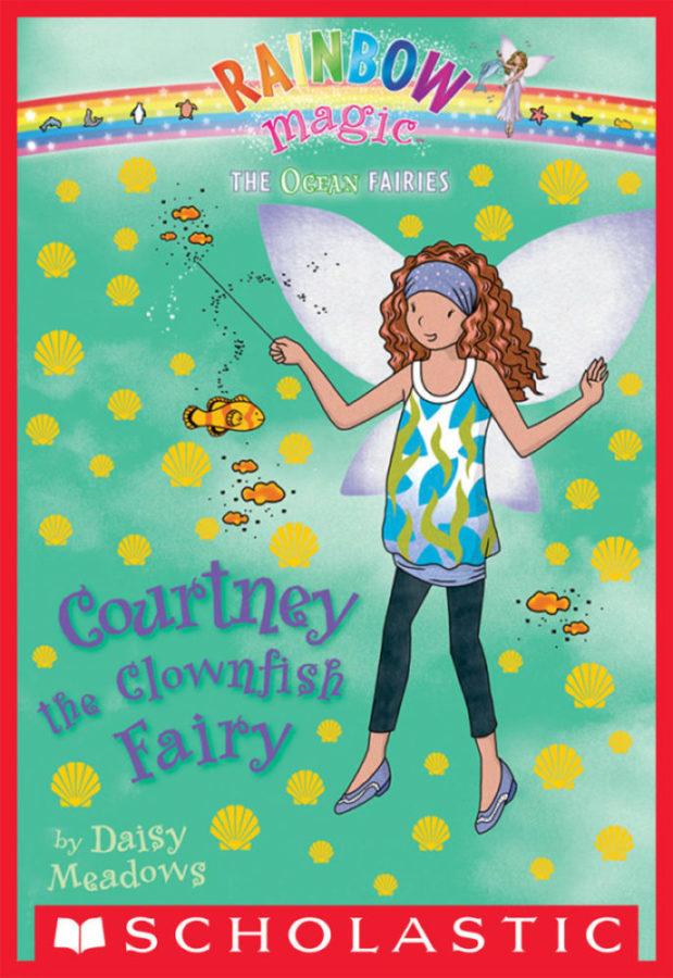 Daisy Meadows - Courtney the Clownfish Fairy