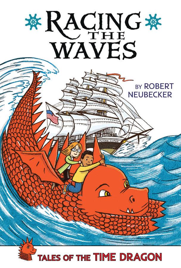 Robert Neubecker - Racing the Waves