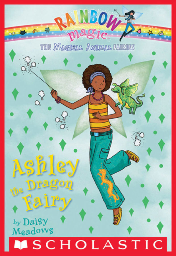 Daisy Meadows - Ashley the Dragon Fairy