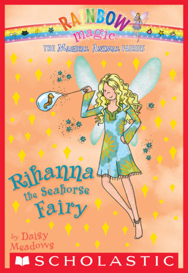 Daisy Meadows - Rihanna the Seahorse Fairy