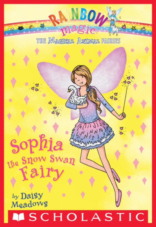 Daisy Meadows - Sophia the Snow Swan Fairy