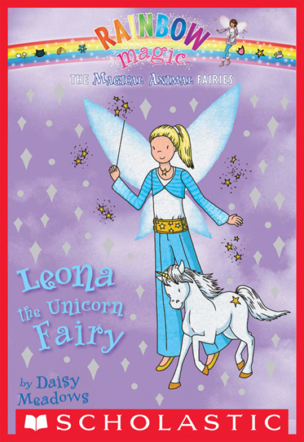 Daisy Meadows - Leona the Unicorn Fairy