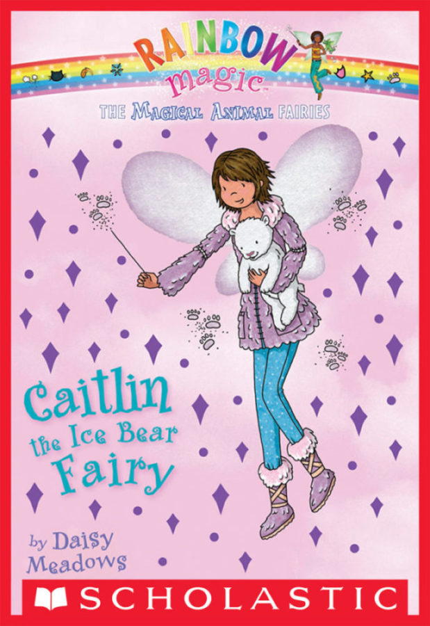 Daisy Meadows - Caitlin the Ice Bear Fairy