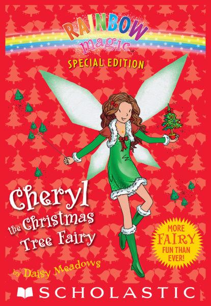 Daisy Meadows - Cheryl the Christmas Tree Fairy