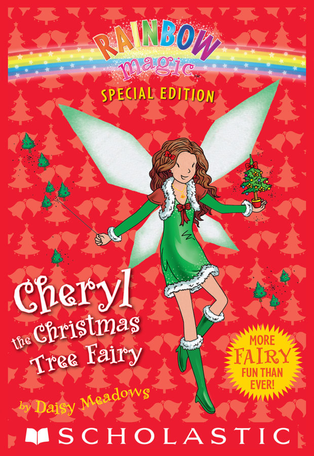 Daisy Meadows - Cheryl the Christmas Tree Fairy