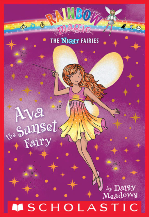 Daisy Meadows - Ava the Sunset Fairy