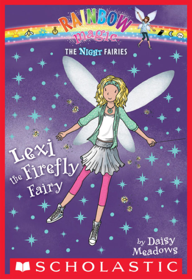 Daisy Meadows - Lexi the Firefly Fairy