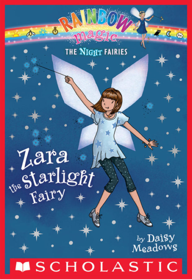 Daisy Meadows - Zara the Starlight Fairy