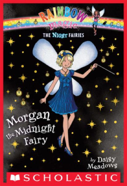 Daisy Meadows - Morgan the Midnight Fairy