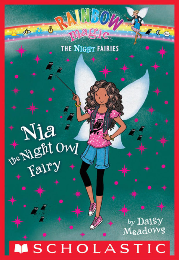 Daisy Meadows - Nia the Night Owl Fairy