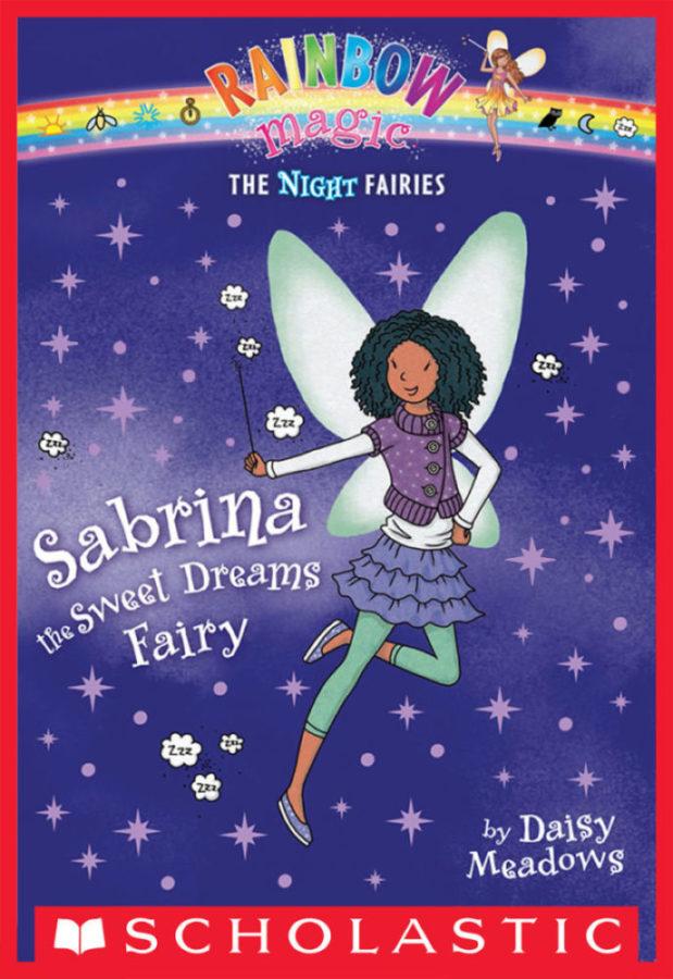 Daisy Meadows - Sabrina the Sweet Dreams Fairy
