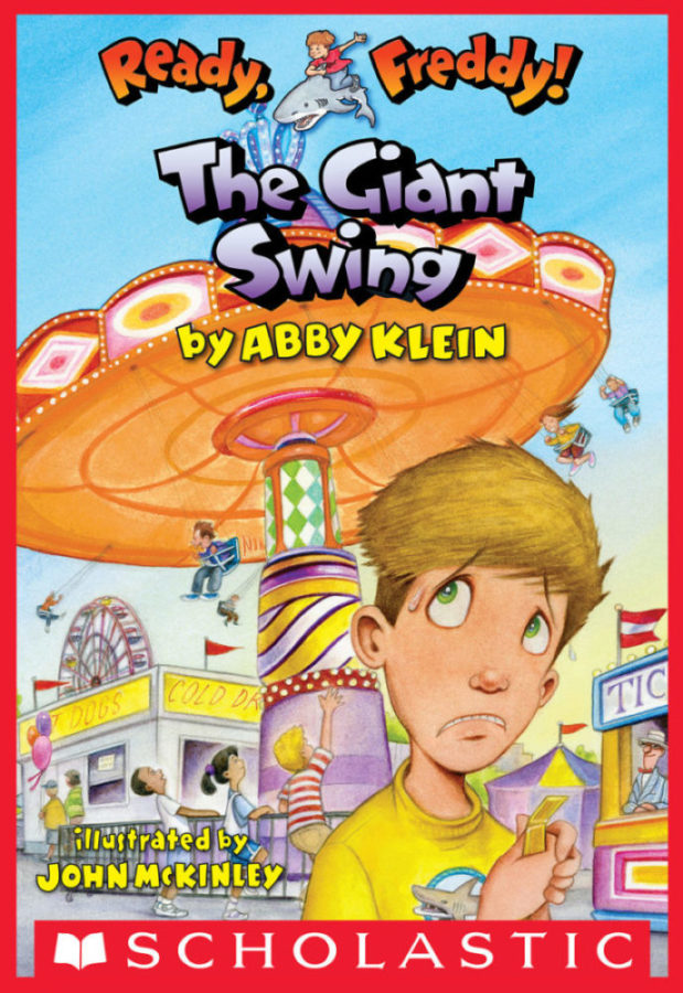 Abby Klein - The Giant Swing