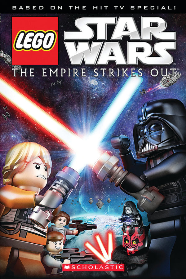 Ace Landers - LEGO Star Wars: The Empire Strikes Out