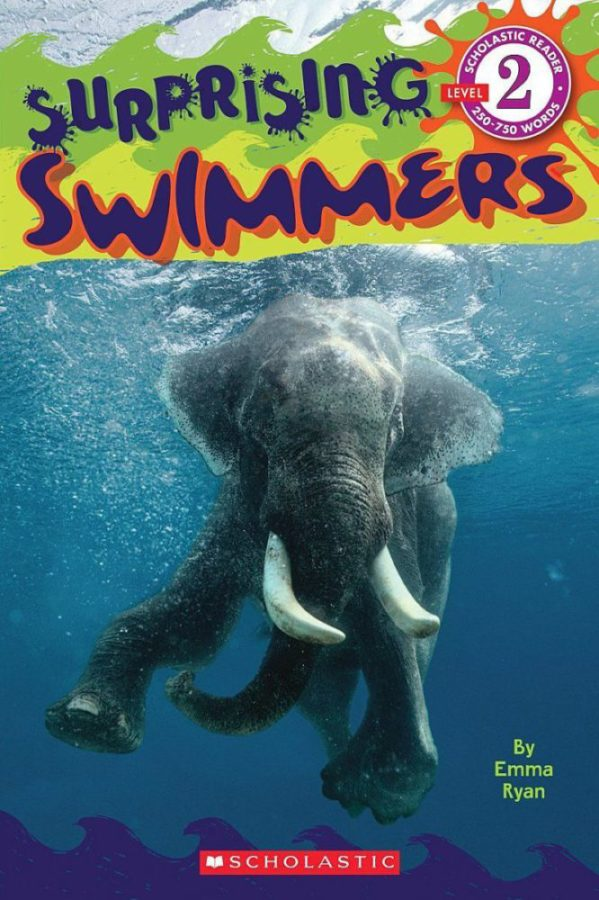 Emma Ryan - Schol Rdr Lvl 2: Surprising Swimmers