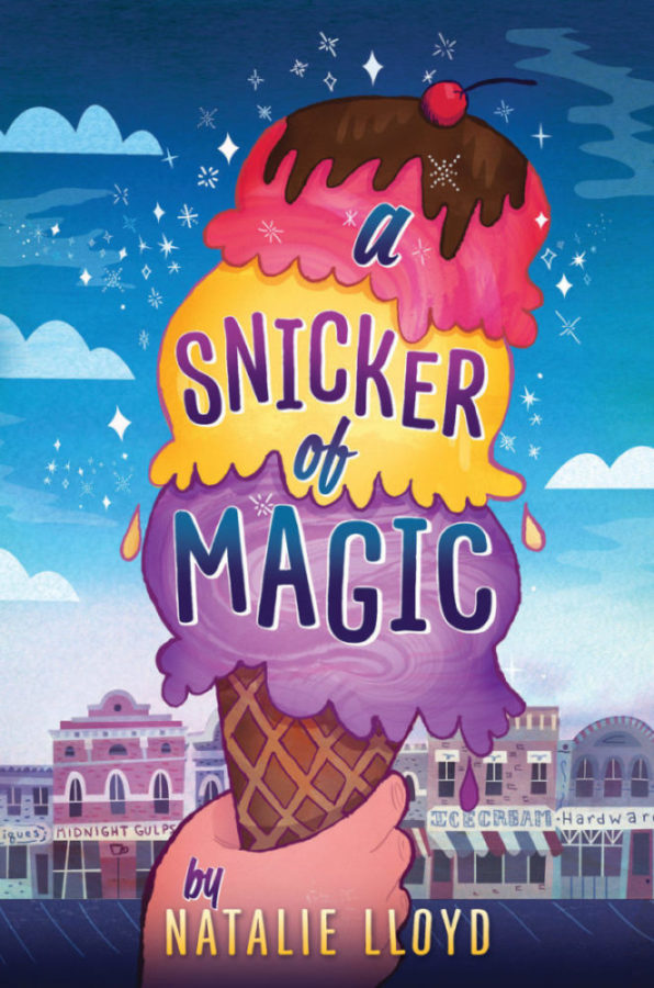 Natalie Lloyd - A Snicker of Magic