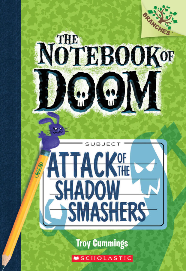 Troy Cummings - Attack of the Shadow Smashers