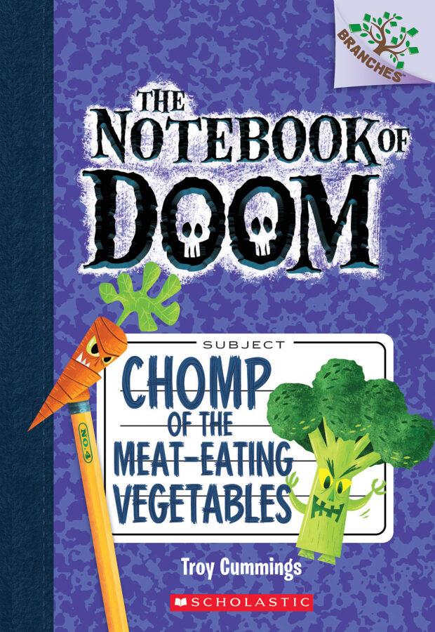Troy Cummings - Chomp of the Meat-Eating Vegetables