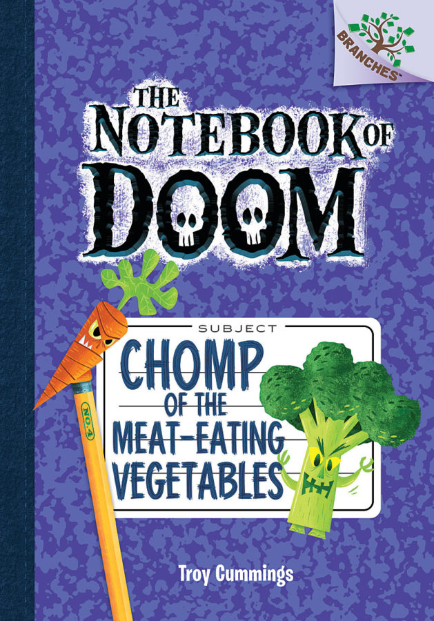 Troy Cummings - Chomp of the Meat-Eating Vegetables