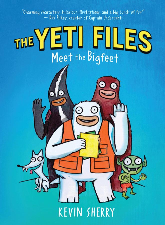 Kevin Sherry - Meet the Bigfeet