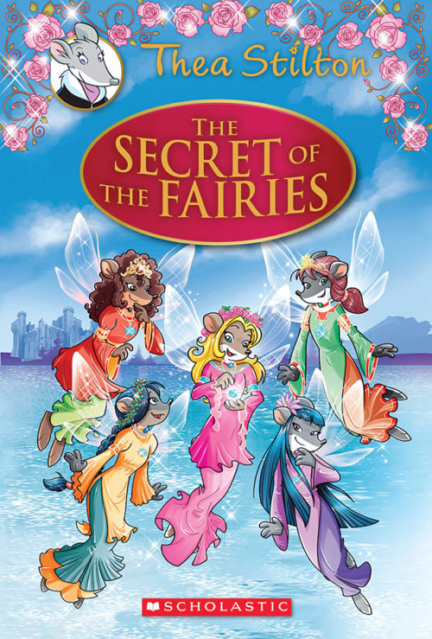 Thea Stilton - Thea Stilton SE: The Secret of the Fairies