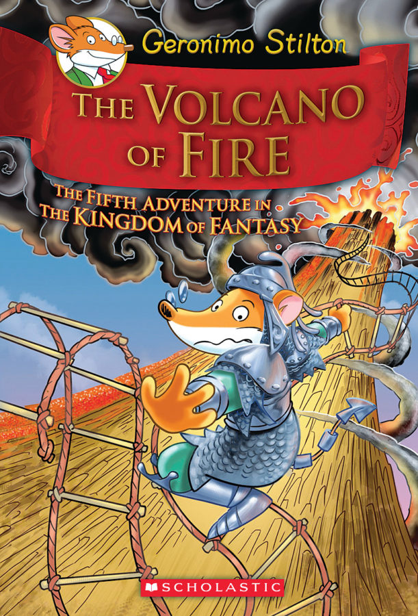 Geronimo Stilton - The Volcano of Fire