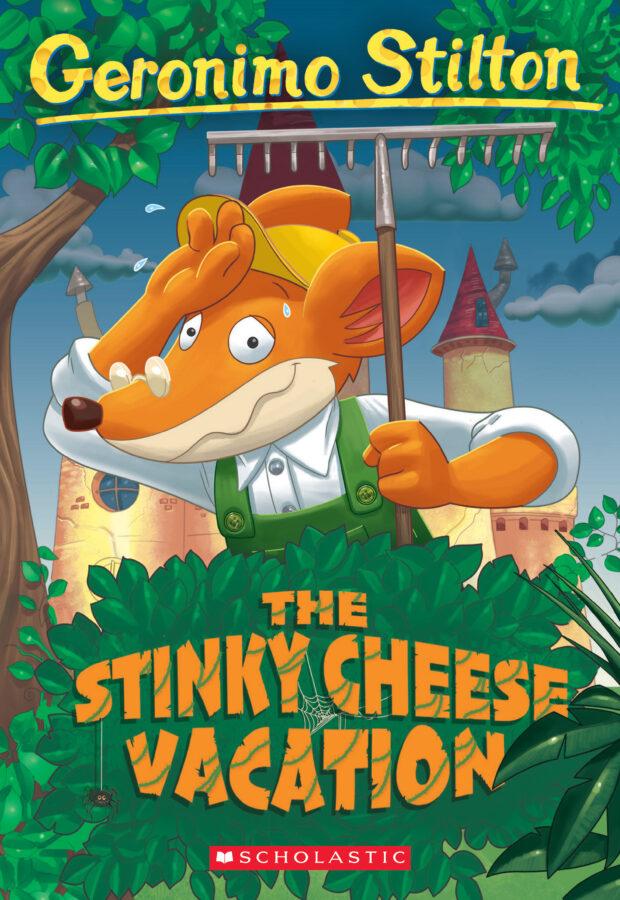 Geronimo Stilton - The Stinky Cheese Vacation