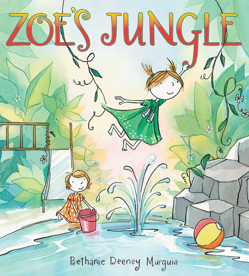 Bethanie Murguia - Zoe's Jungle