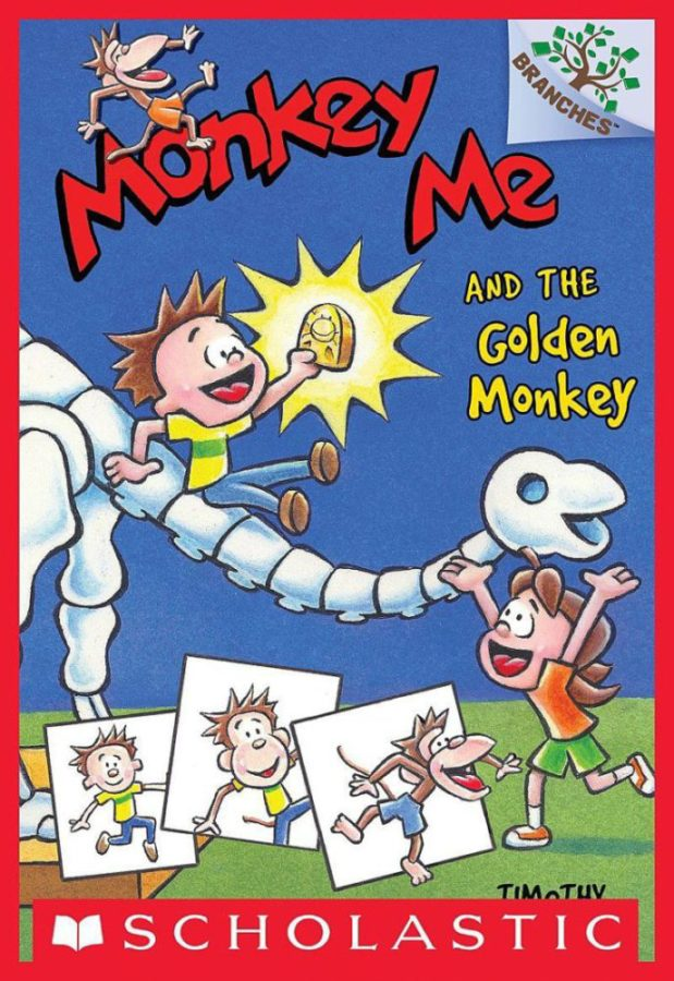 Timothy Roland - Monkey Me #1: Monkey Me and the Golden Monkey
